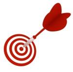 dart & bullseye