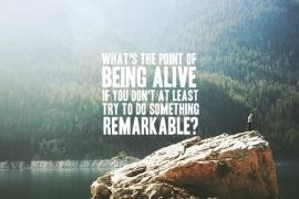 live remarkably