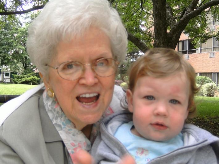 Gramma & Miss Em